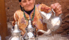 Travel Morocco – Traditional Berber Tea Ceremony
