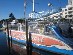 Sunset sail catamaran