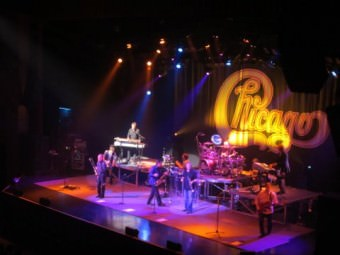 Chicago at the River Rock Theatre