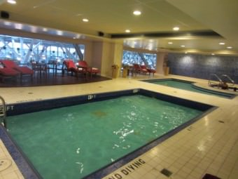 Fairmont Vancouver Airport Hotel - health club