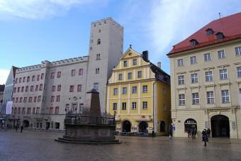 Walking Tour of Regensburg