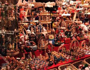 Christmas Market Toy Fantasy