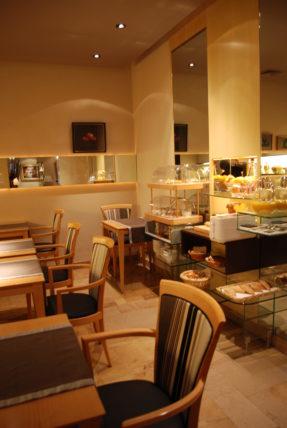Hotel Cambon Breakfast Room