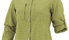ExOfficio Women's Dryflylite Shadow Pane Long-Sleeve Shirt Review