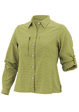 ExOfficio Dryflylite Women's Long-Sleeve Travel Shirt Review