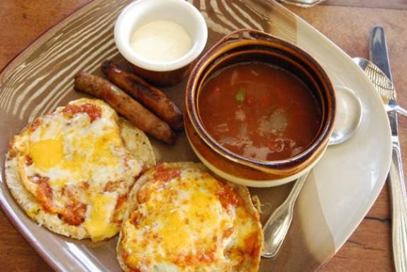 Breakfast - Huevos Rancheros