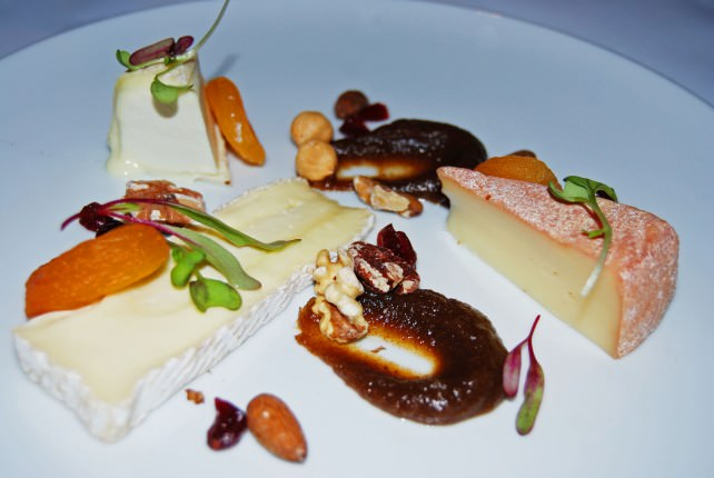 Quebec Cheese Plate
