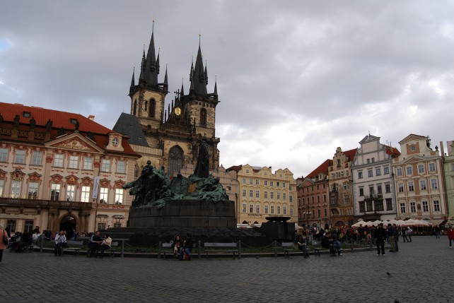 WAVEJourney Explores Prague in Czech Republic