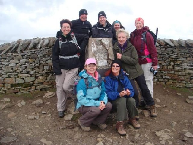 Walking Women Yorkshire Dales Hiking Tour