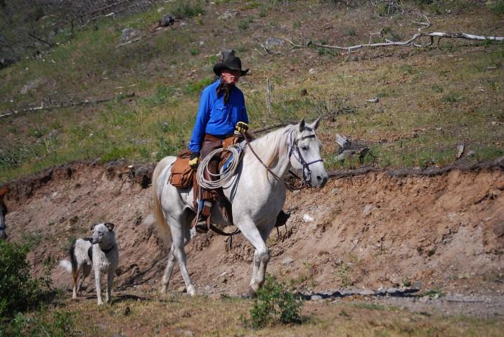 Big Bar Guest Ranch Horse Riding