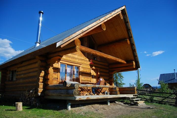 Big Bar Guest Ranch Cabin