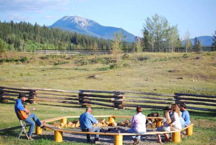 Big Bar Guest Ranch Activities