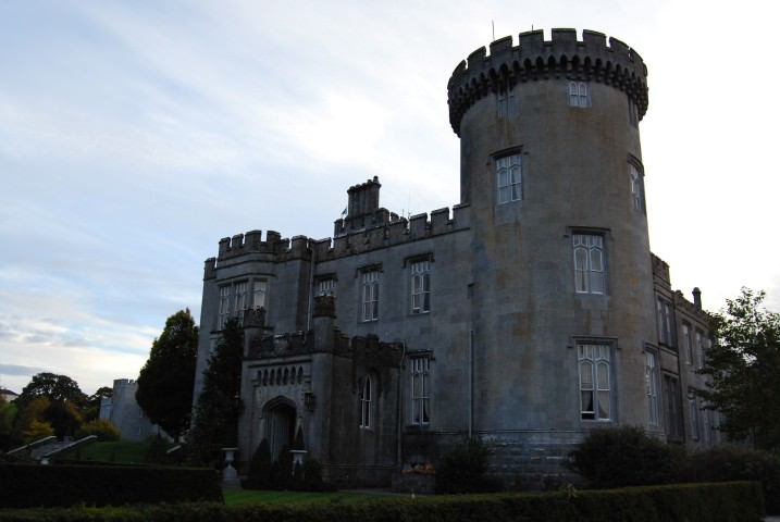 Dromoland Castle in Newmarket-on-Fergus in Ireland