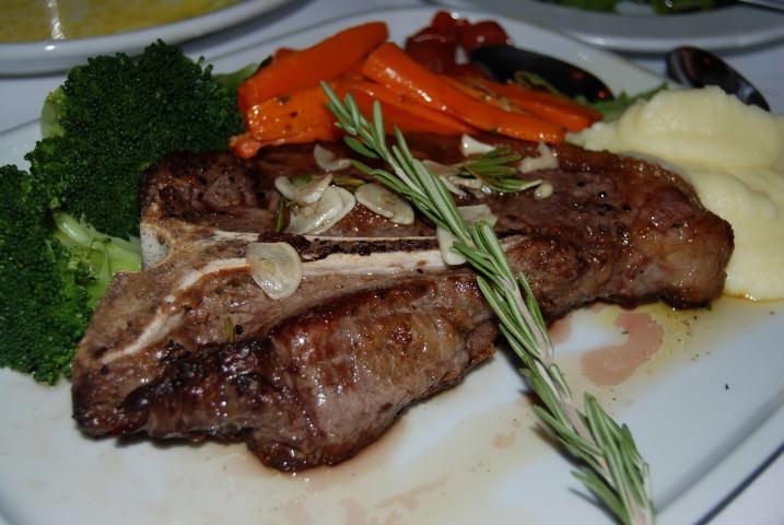 Dinner at Unicorn Restaurant in Dublin