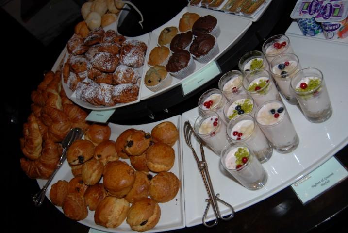 Breakfast Buffet at The Westbury Hotel in Dublin