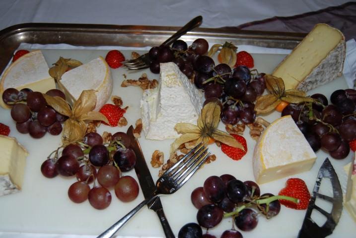 Uniworld River Royale - Cheese Course
