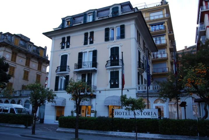 Hotel Astoria in Rapallo, Italy