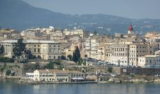 Holland America Line Nieuw Amsterdam Cruise: Day 4 Corfu, Greece