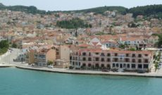 Holland America Line Nieuw Amsterdam Cruise: Day 5 Argostoli, Greece