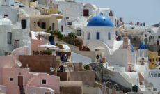 Holland America Line Nieuw Amsterdam Cruise: Day 6 Santorini, Greece