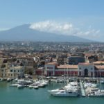Holland America Line's Nieuw Amsterdam Mediterranean Romance Cruise - Catania on Sicily, Italy