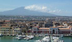 Holland America Line Nieuw Amsterdam Cruise: Day 8 Catania, Sicily