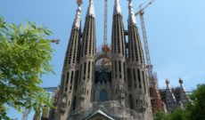 Holland America Line Nieuw Amsterdam Cruise: Day 13 Disembarkation Barcelona