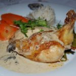 Uniworld River Royale - Dinner in Cezanne Restaurant