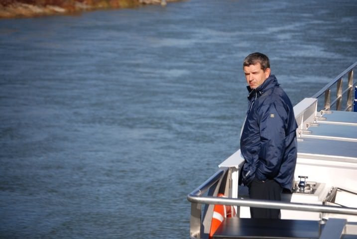 Uniworld River Royale - Captain Pascal Rech