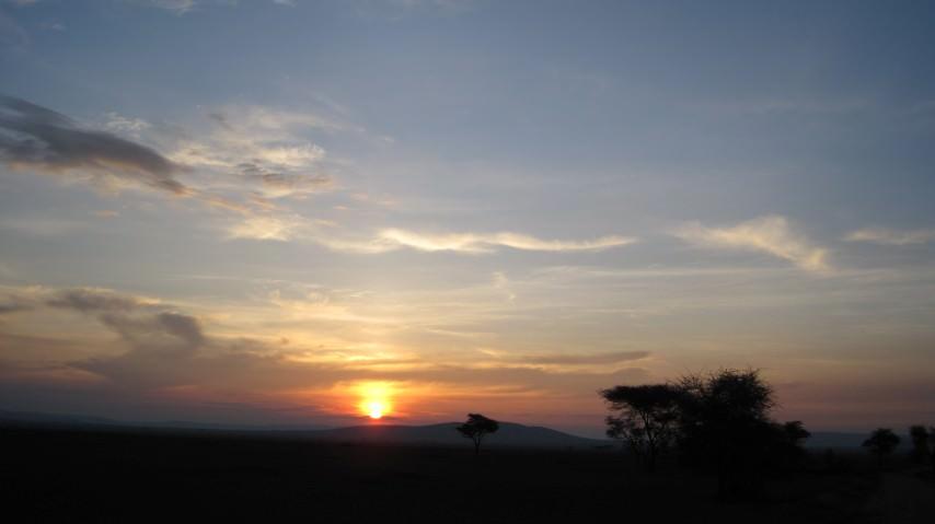 Overland Truck Safaris in Africa - Serengeti