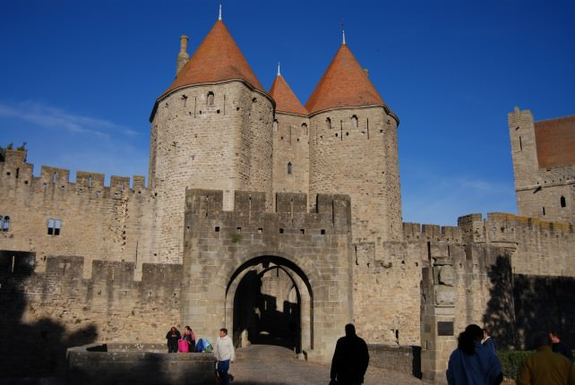Guided Tour of Carcassonne
