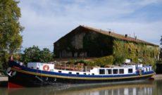 European Waterways Canal Barge Anjodi Review