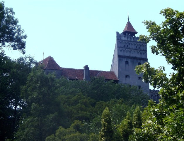 Visit Dracula's Castle