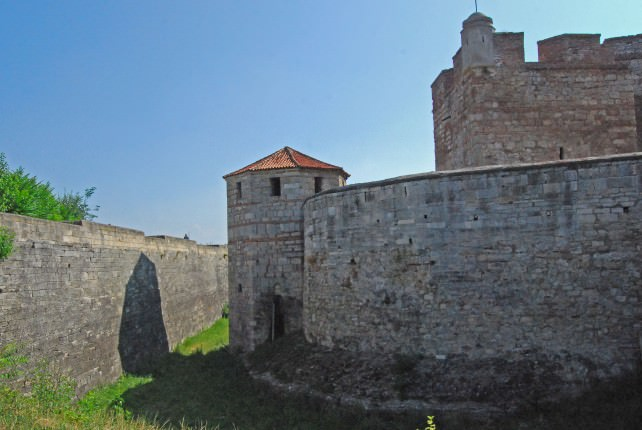 Baba Vida Fortress in Vidin