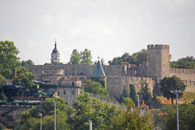 Belgrade Fortress and Kalemagden Park