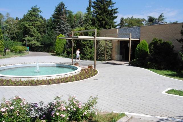 Belgrade - House of Flowers Mausoleum