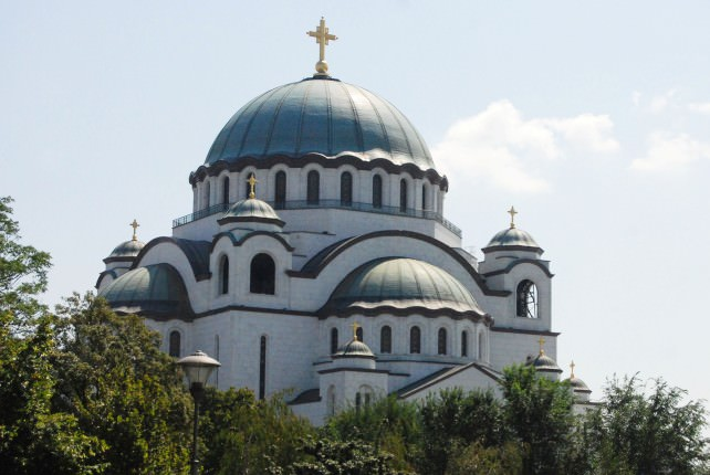 Belgrade - St Sava Cathedral