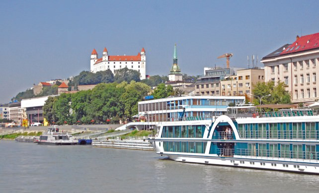 WJ Tested: Slovakia - Uniworld Bratislava City Tour