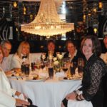 Captain's Gala Dinner - Officers and Guests
