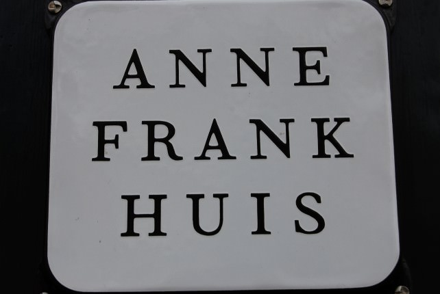Visit to Anne Frank Huis in Amsterdam