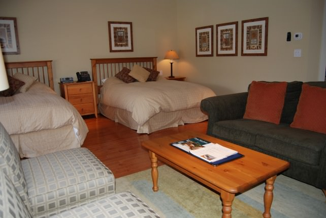 Double Room in Bute Lodge