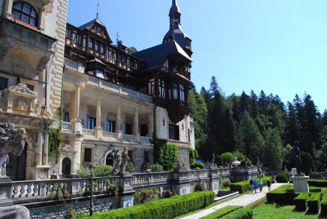 Peles Castle German Neo-Renaissance Architecture