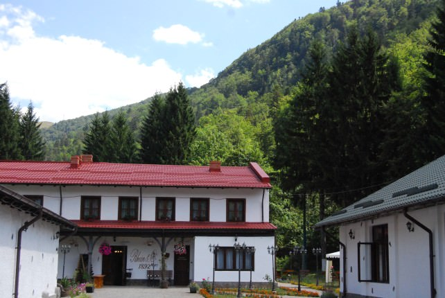 Rhein Azuga Cellar in Romania
