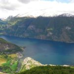 Driving from Flam to Solvorn in Norway's Fjord Region