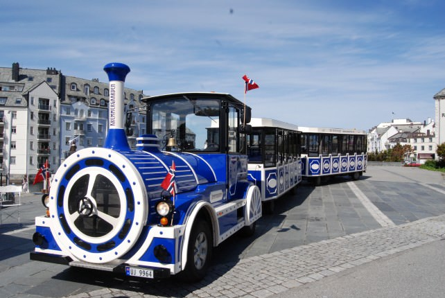 Alesund City Sightseeing Train