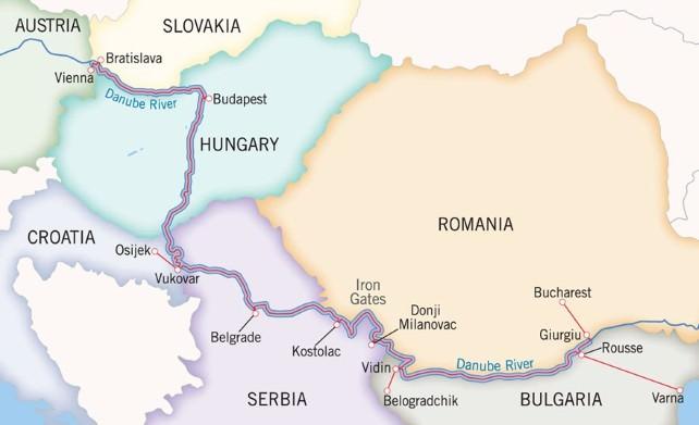 Uniworld Eastern Europe Explorer