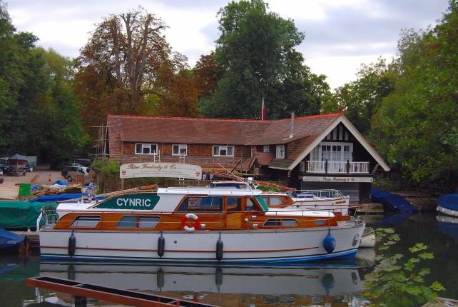 Peter Freebody's Boat Restoration Yard