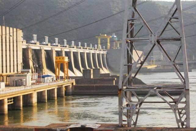 Iron Gate I Hydroelectric Dam (Custom)