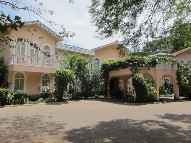 House of Waine in Karen, Kenya