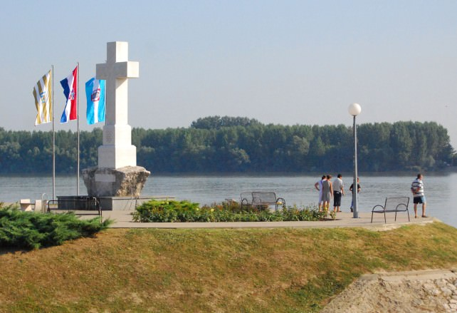 Memorial to Defenders of Vukovar